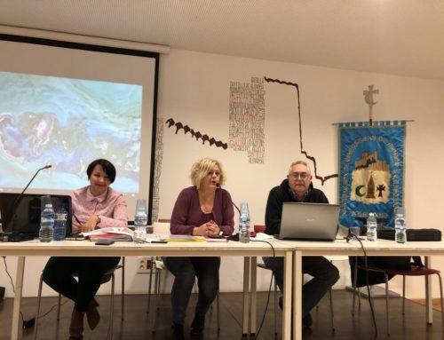 Reunión junta de Entidades en Almansa