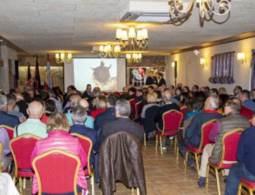 Rotundo éxito en el Primer encuentro Andaluz de Moros y Cristianos realizado en Benamaurel