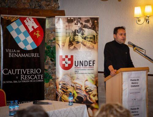 Martínez Pozo, premio 'Memorial Blas Infante' por un estudio sobre las fiestas de moros y cristianos