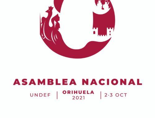 Asamblea Nacional de UNDEF en Orihuela 2021